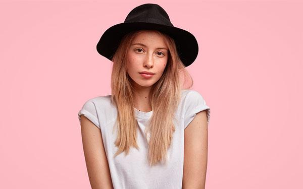 استفاده از کلاه توسط زنان