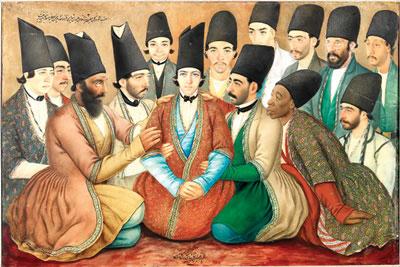 تاریخچه استفاده از کلاه در ایران