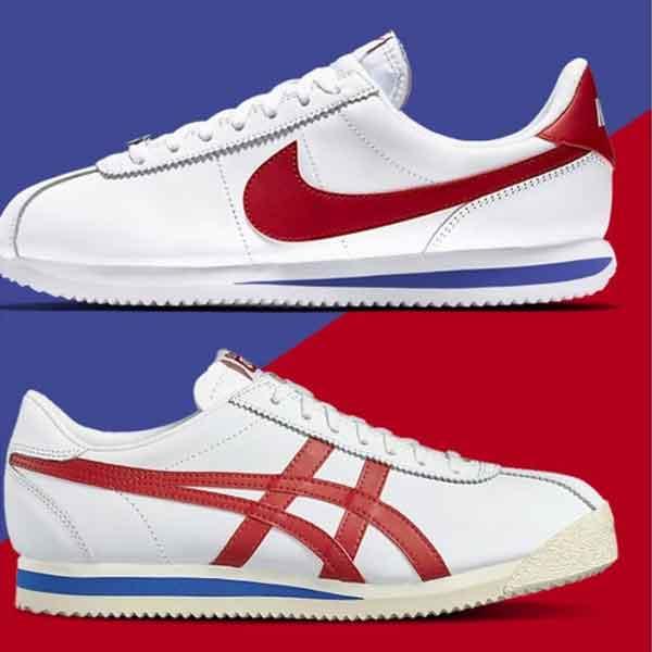 کفش تایگر کورتز